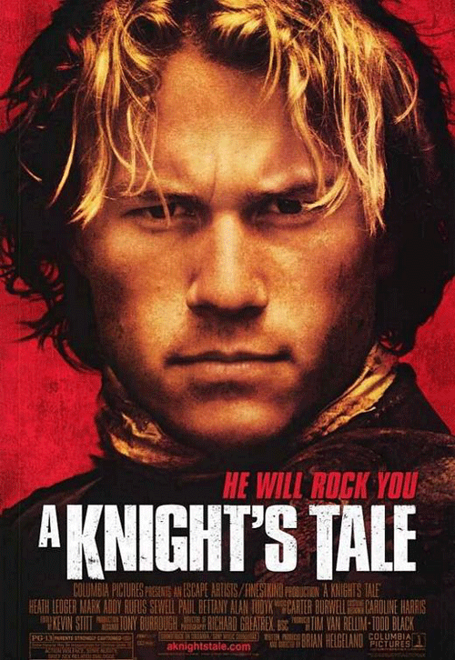 A Knight's Tale / Като рицарите (2001)