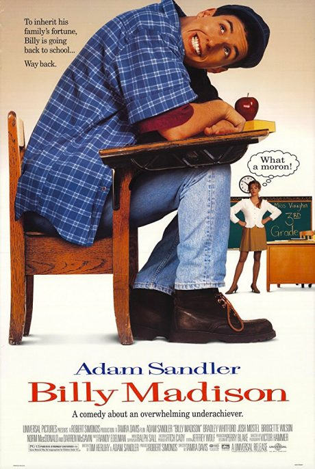 Billy Madison / Били Медисън (1995)