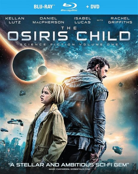 The Osiris Child (Origin Wars) Science Fiction Volume One / Децата на Озирис (2017)