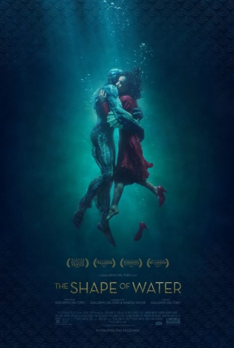 The Shape of Water / Формата на водата (2017)