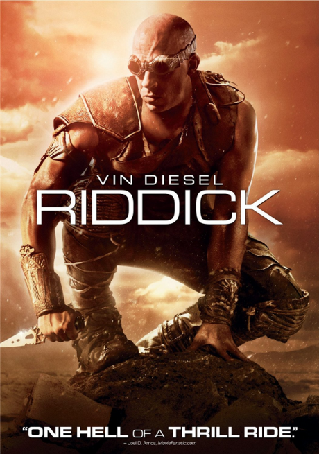 Riddick (The Chronicles of Riddick III) / Ридик (Хрониките на Ридик 3) (2013)