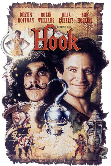 Hook / Хук (1991) (Story for Peter Pan)