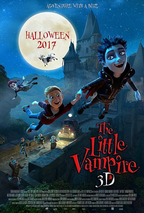 The Little Vampire / Малкият вампир (2017)