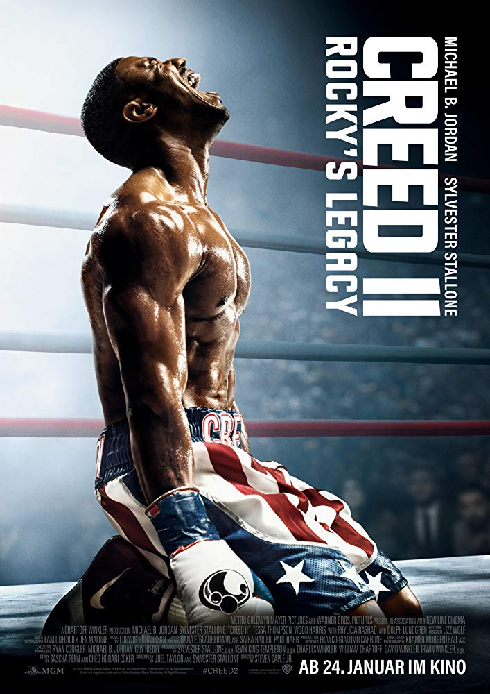 Creed II / Крийд 2 (2018)