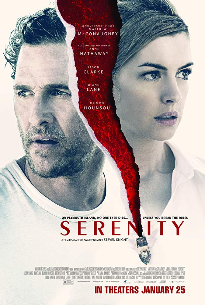 Serenity / Фатално затишие (2019)
