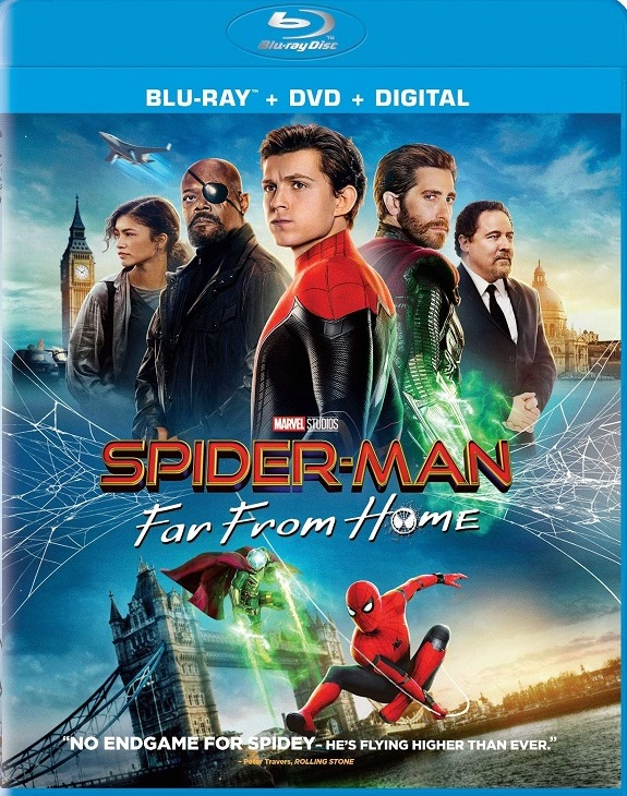 Spider-Man VII : Far from Home / Спайдър-мен 7 : Далече от дома (2019)