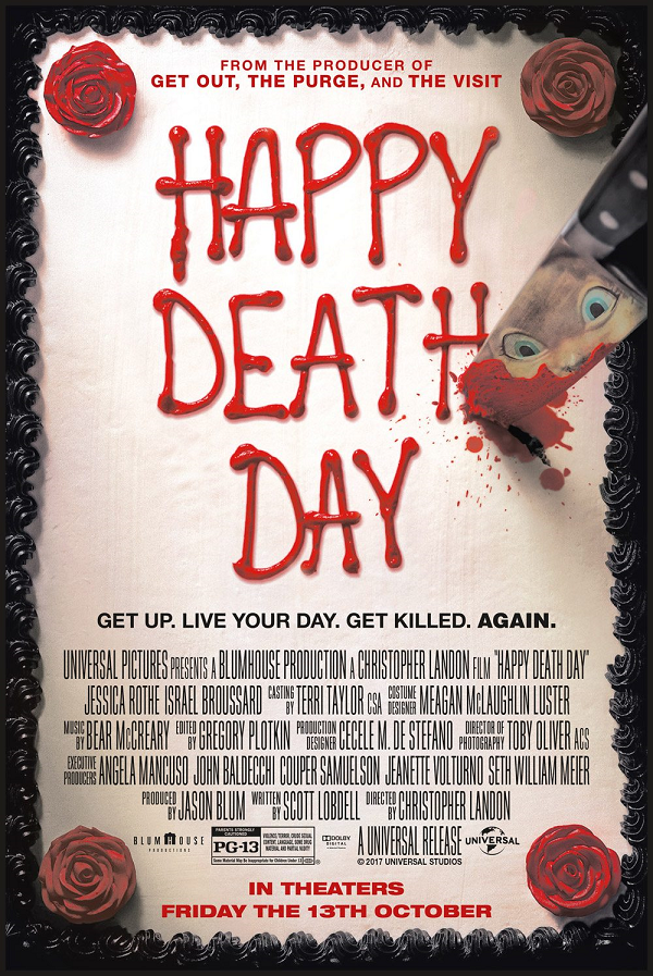 Happy Death Day I / Честита смърт 1 (2017)