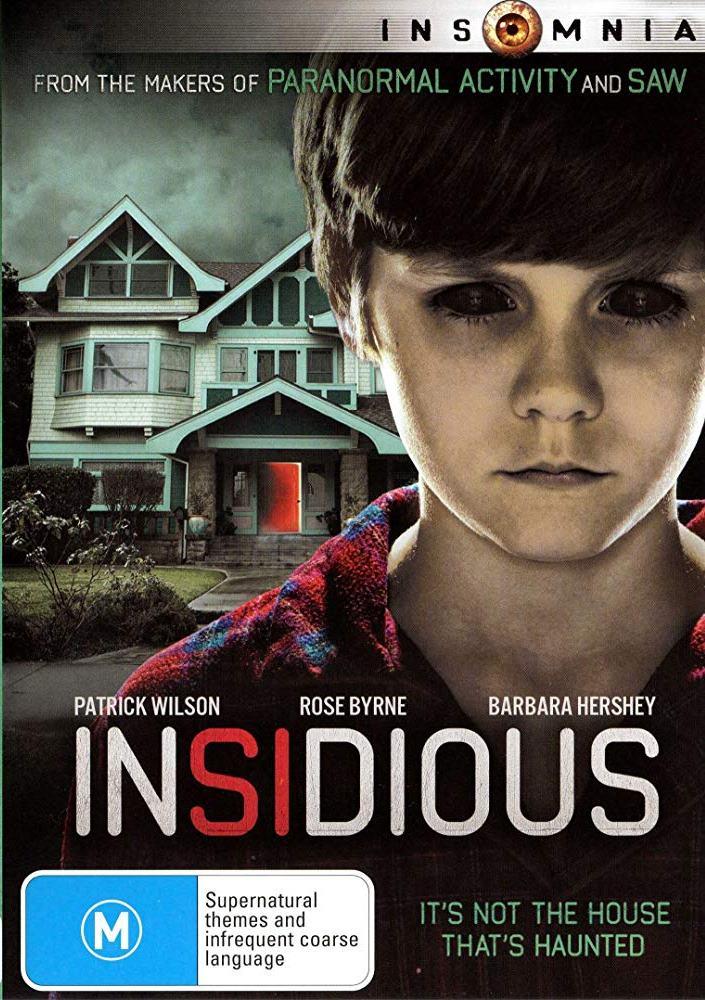 Insidious : Chapter I / Коварен капан : част 1 (2010)