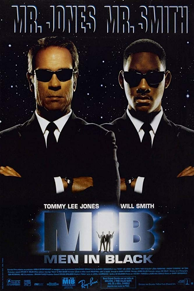 Men in Black I / Мъже в черно 1 (1997)