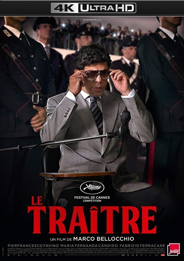 The Traitor / Il traditore / Предателят (2019)