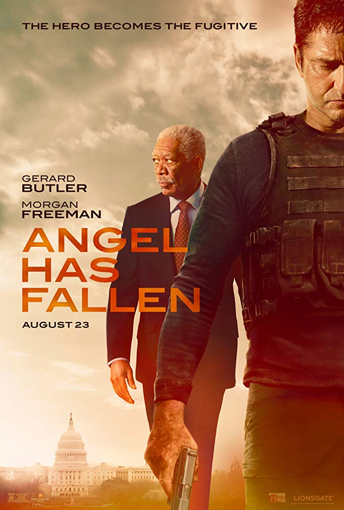 Angel Has Fallen / Код : Ангелът (2019)