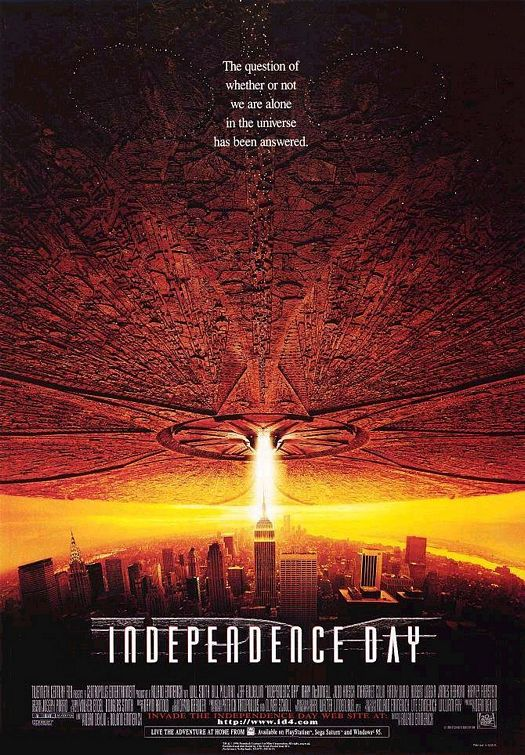 Independence Day I / Денят на независимостта 1 (1996)