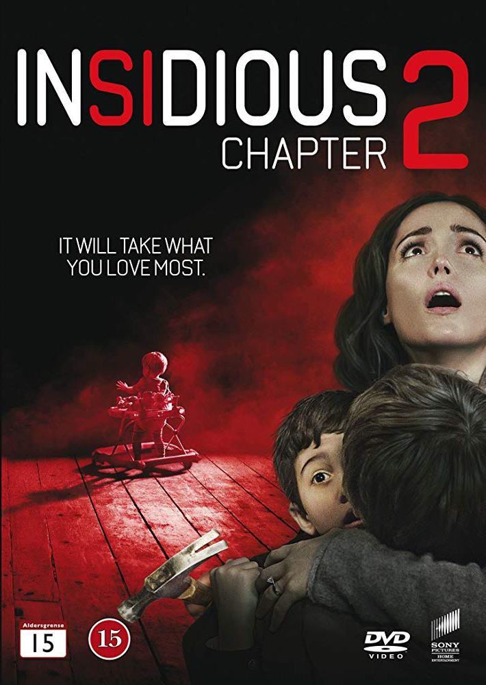 Insidious – Chapter II / Коварен Капан – Част 2 (2013)