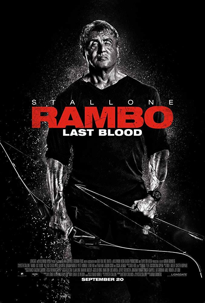 Rambo V : Last Blood / Рамбо 5 : Последна кръв (2019)