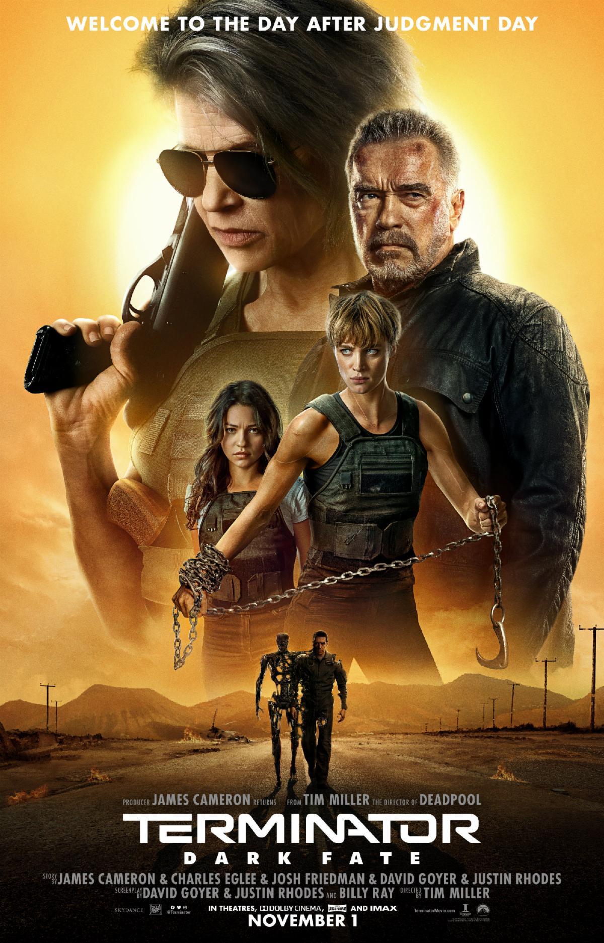 Terminator VI: Dark Fate / Терминатор 6 : Мрачна съдба (2019)