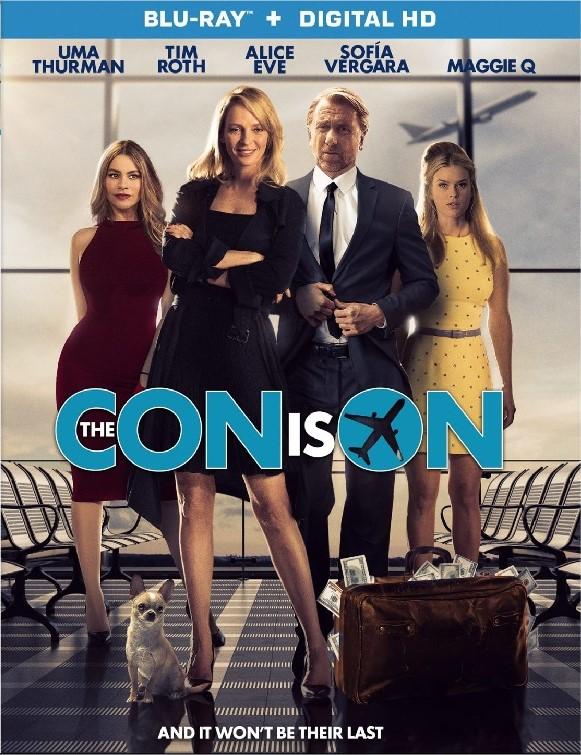 The Con Is On / Измамата е в ход / Британците идват (2018)