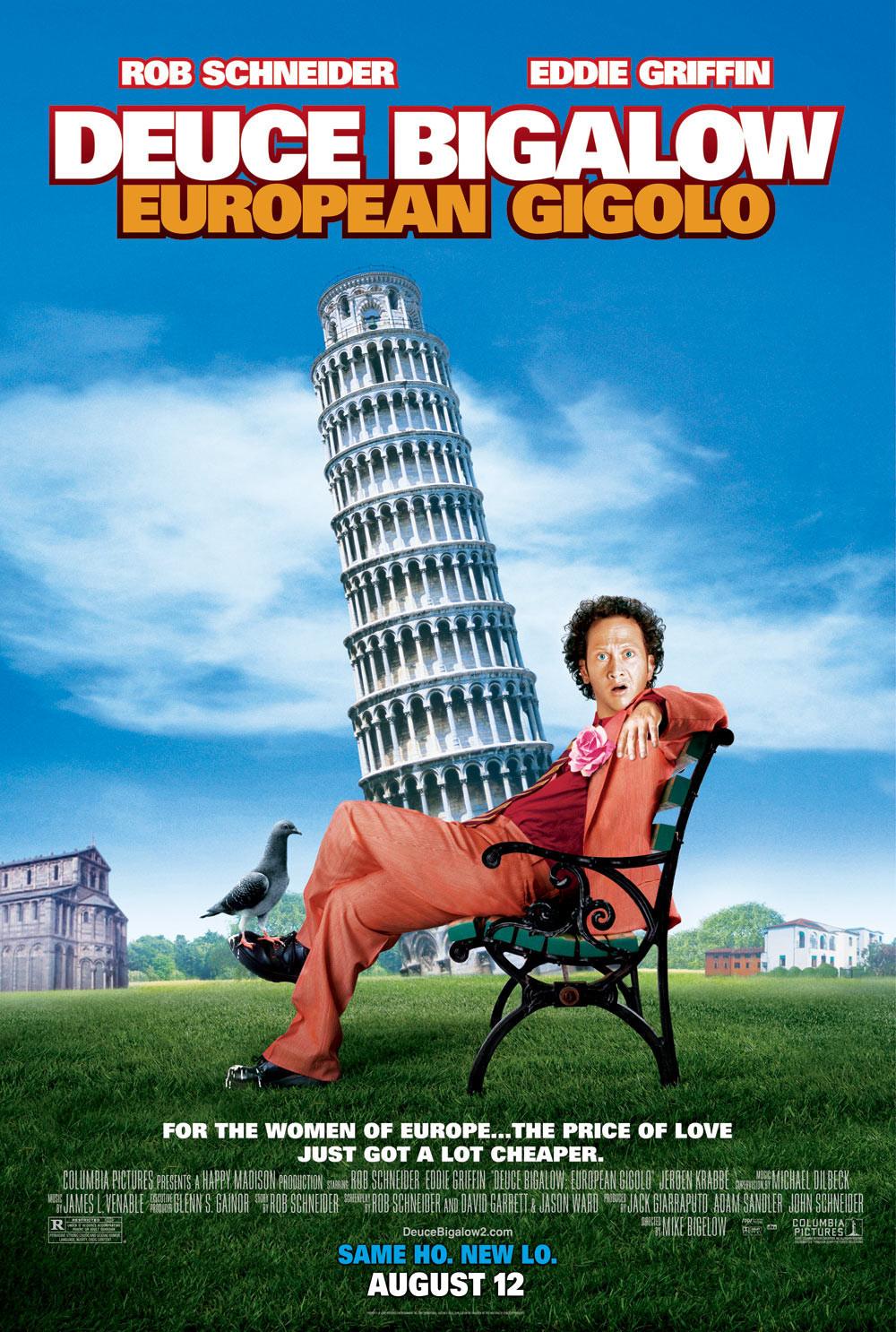 Deuce Bigalow II : European Gigolo / Дюс Бигалоу 2 : Европейското жиголо (2005)