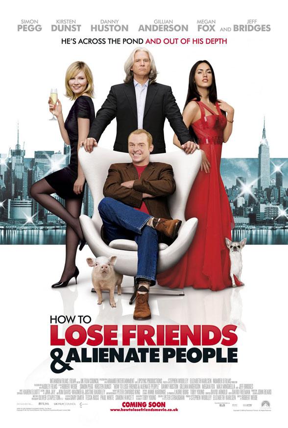 How to Lose Friends & Alienate People / Как да губиш приятели и да отчуждаваш хората (2008)