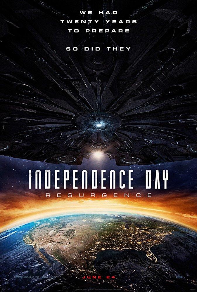 Independence Day II : Resurgence / Денят на Независимостта 2 : Нова заплаха (2016)