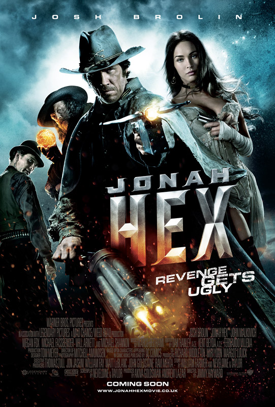 Jonah Hex / Джона Хекс (2010)