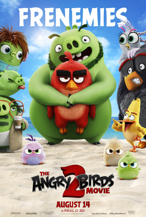 The Angry Birds : Movie II / Angry Birds : Филмът 2 (2019)