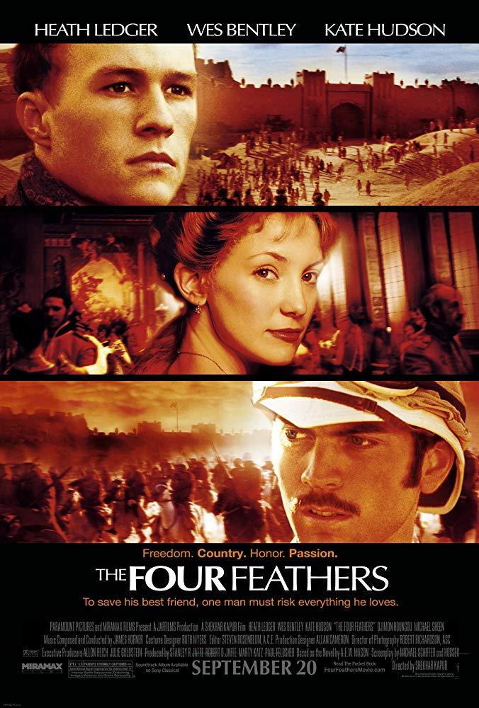 The Four Feathers / Четирите пера (2002)
