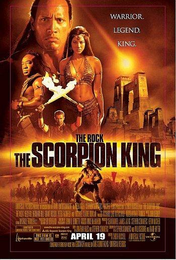 The Scorpion King I / Кралят на скорпионите 1 (2002)