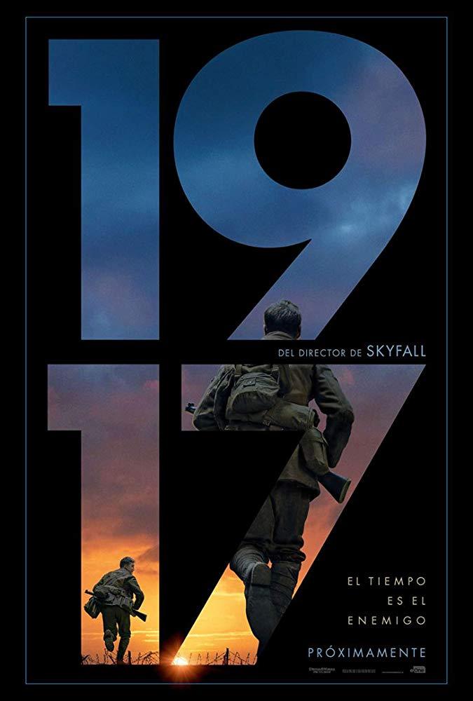 1917 : Хиляда деветстотин и седемнадесета / 1917  : Първата световна война  (2019)