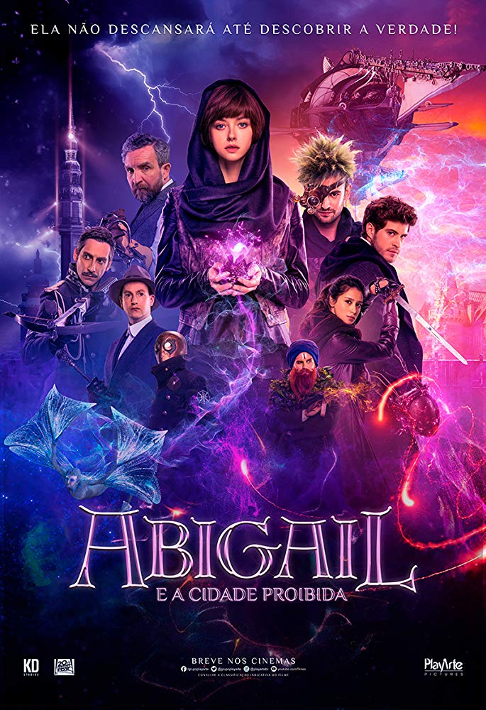 Abigail / Абигейл / Abigail, Le Pouvoir De L'Elue / Эбигейл (2019)