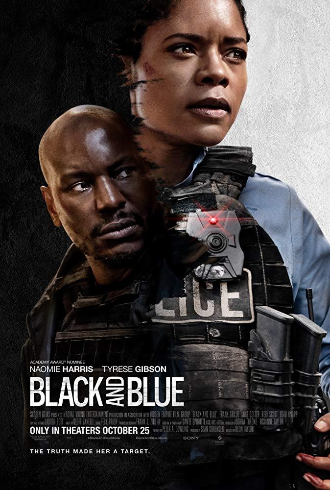 Black and Blue / Черно и синьо (2019)