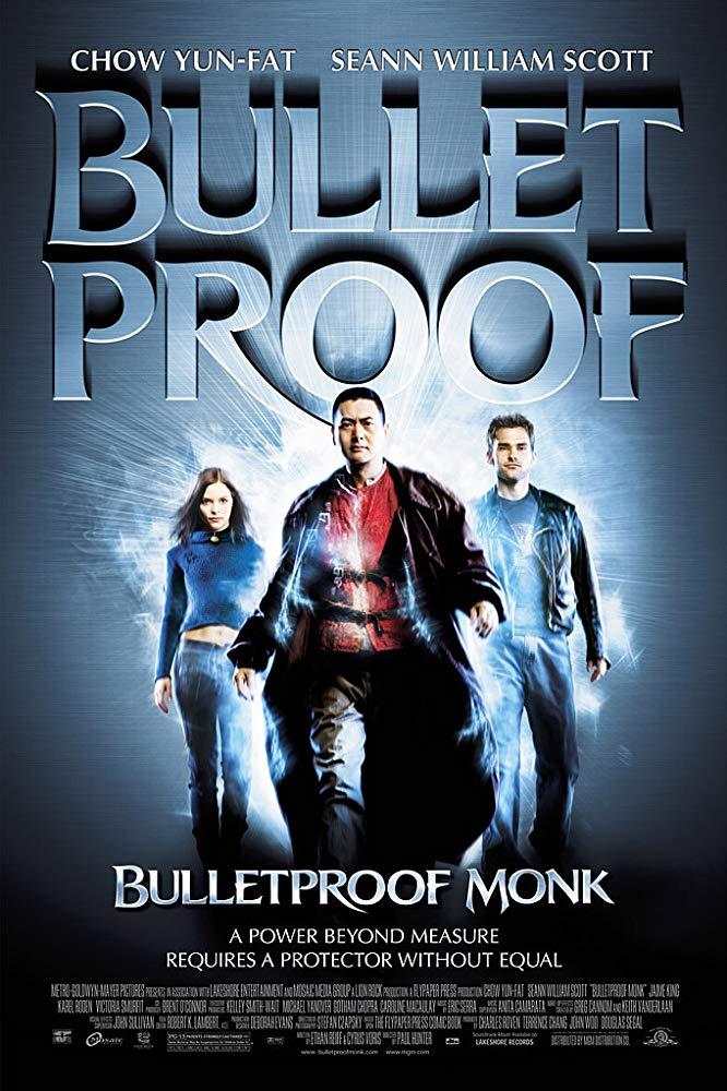 Bulletproof Monk / Брониран монах (2003)