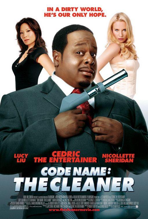 Code Name : The Cleaner / Кодово име : Чистачът (2007)