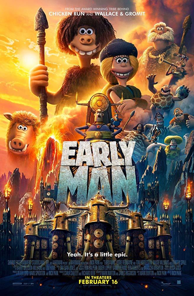 Early Man / Първобитници (2018)