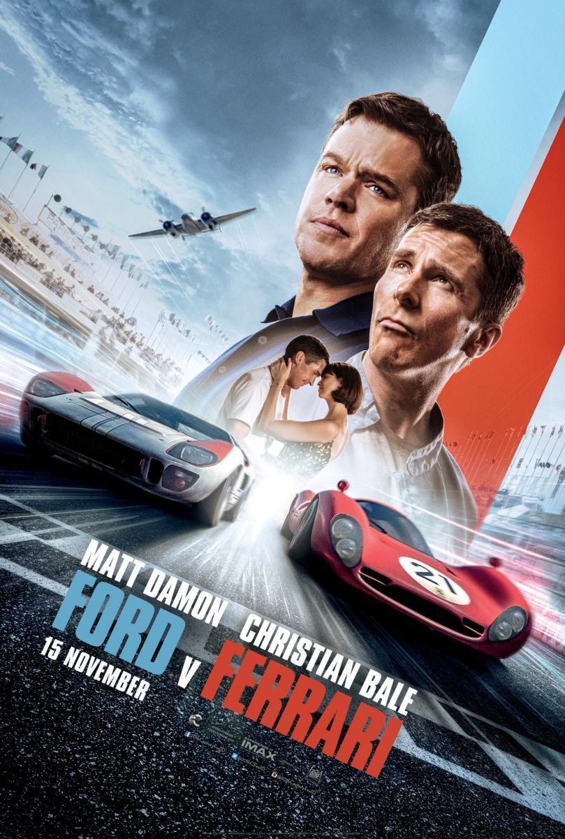 Ford v Ferrari / Пълно ускорение (2019)