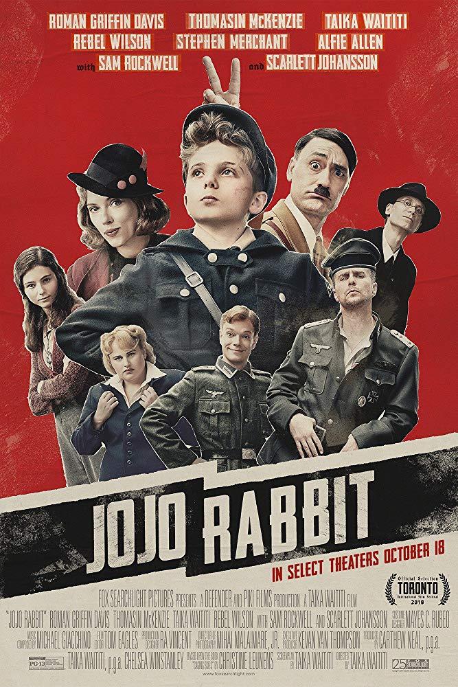 Jojo Rabbit / Джоджо Заека (2019)