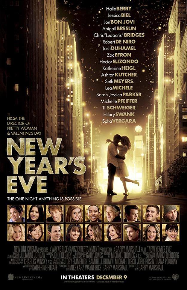 New Year's Eve / Новогодишна нощ (2011)