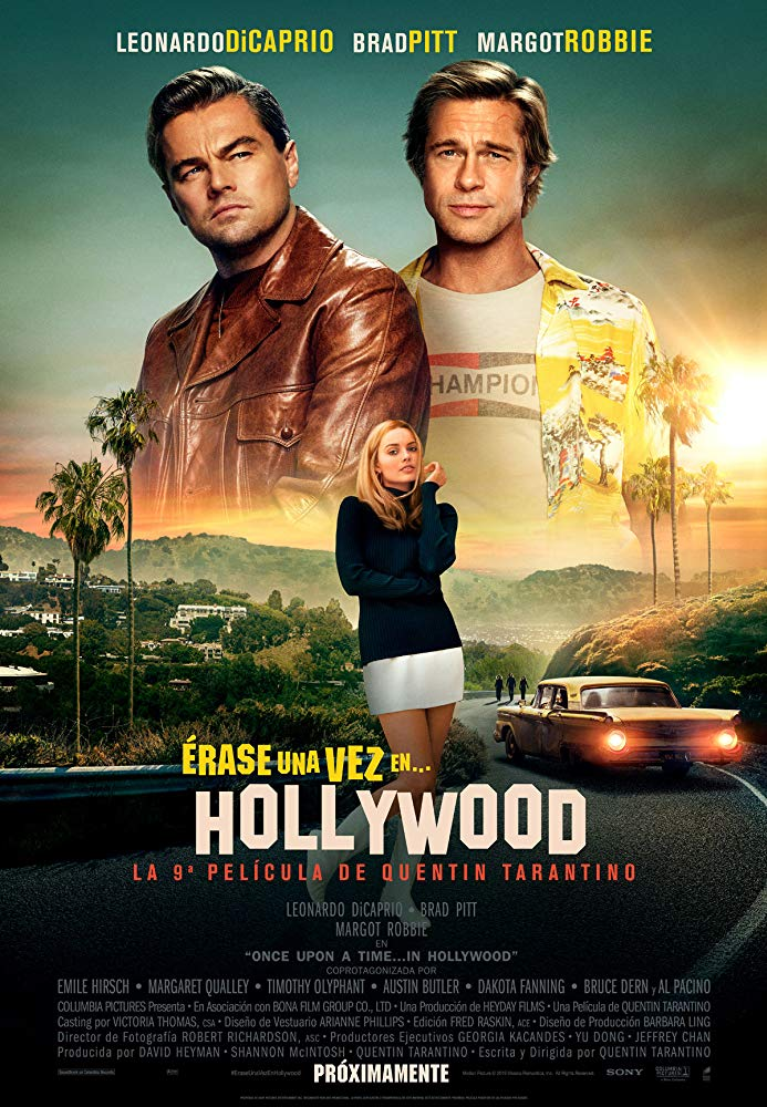 Once Upon a Time… in Hollywood / Имало едно време… в Холивуд (2019)