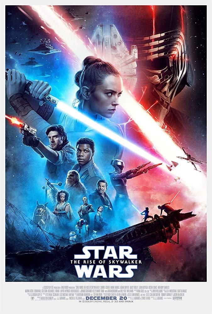 Star Wars Episode IX : The Rise of Skywalker / Междузвездни войни Епизод 9 : Възходът на Скайуокър (2019)