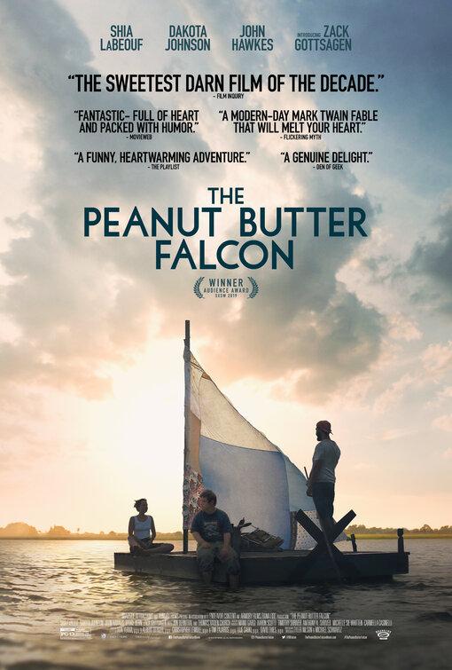 The Peanut Butter Falcon / Фъстъченият сокол (2019)
