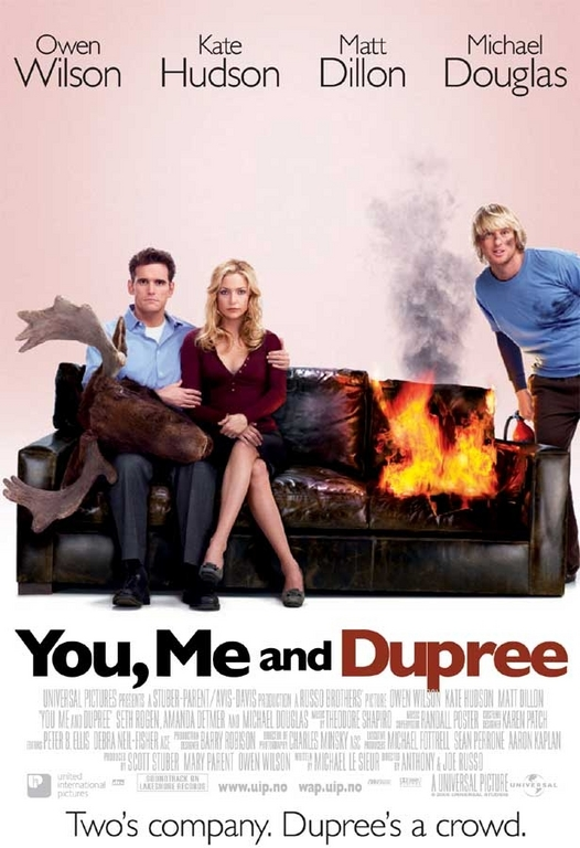 You, Me and Dupree / Аз, ти и Дюпри (2006)